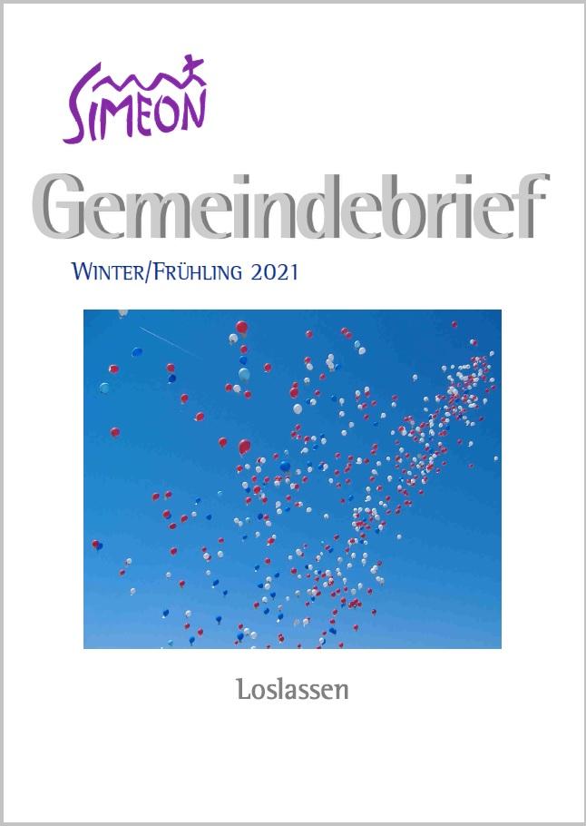 Gemeindebrief Simeon Frühjahr 2021