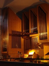 Link Orgel in der alten Simeonskirche